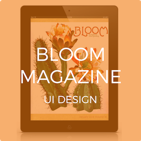 Bloom Ipad Magazine