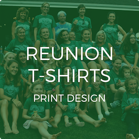 T-Shirt Design for my 2016 Family Reunion